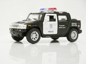 Kinsmart Hummer H2 Police