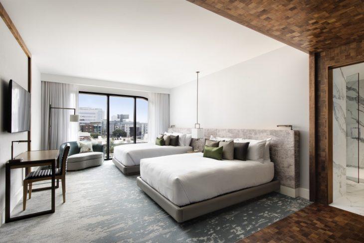 Dream Hollywood Hotel by David Rockwell