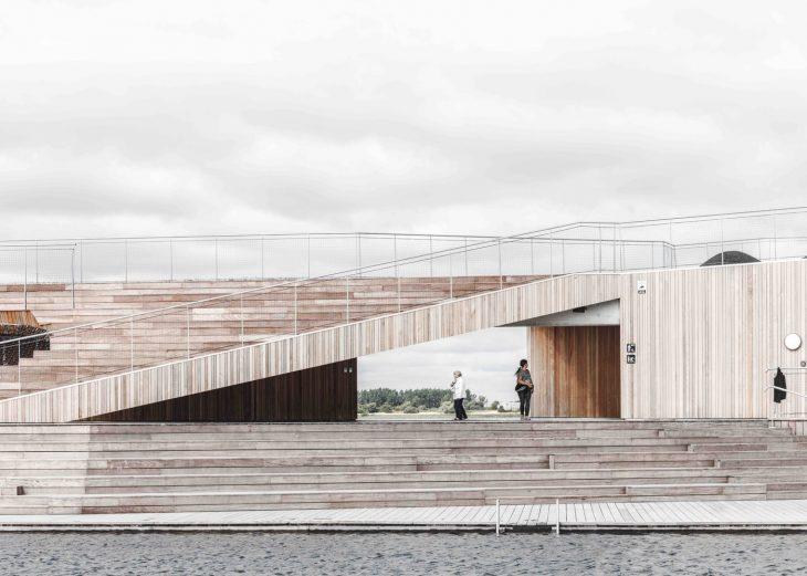 Vestre Fjord Park by ADEPT