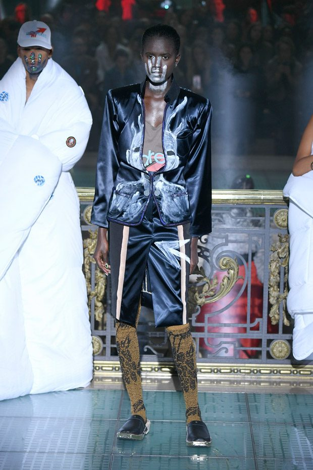 #PFW: Andreas Kronthaler for Vivienne Westwood SS18 Collection