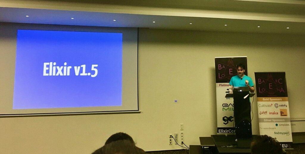 Keynote by José Valim