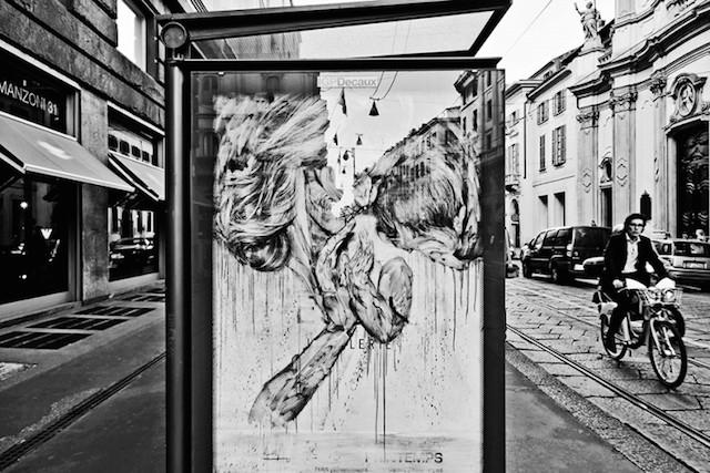 The Street Art of Bus Stop