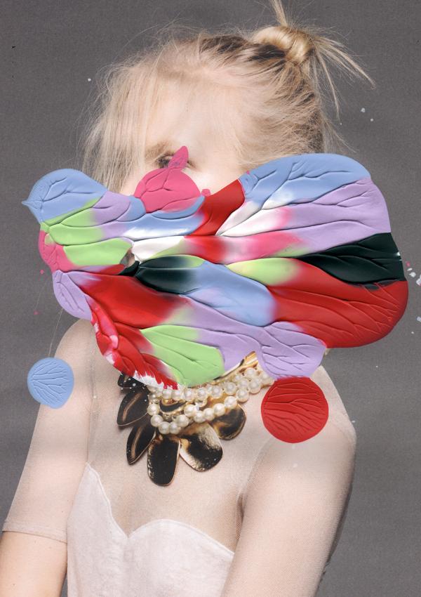 Creative Fashion Illustration by Nagi Sakai