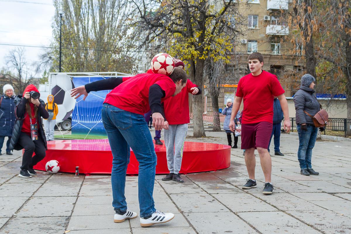 Тур кубка чемпионата мира по футболу в Саратове фото 8