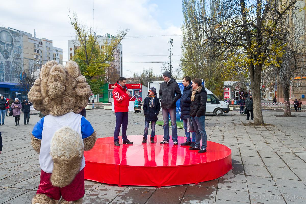 Тур кубка чемпионата мира по футболу в Саратове фото 5