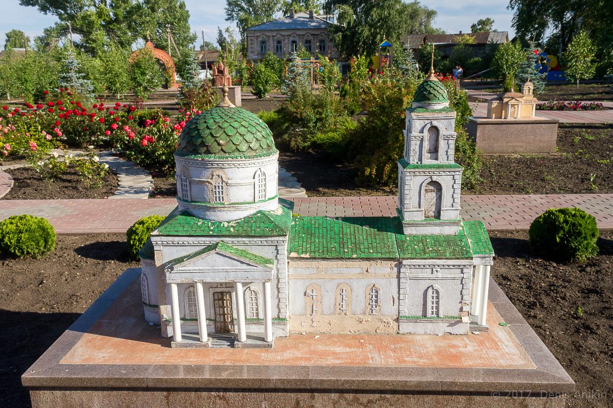 Сад храмов Хвалынск фото 4