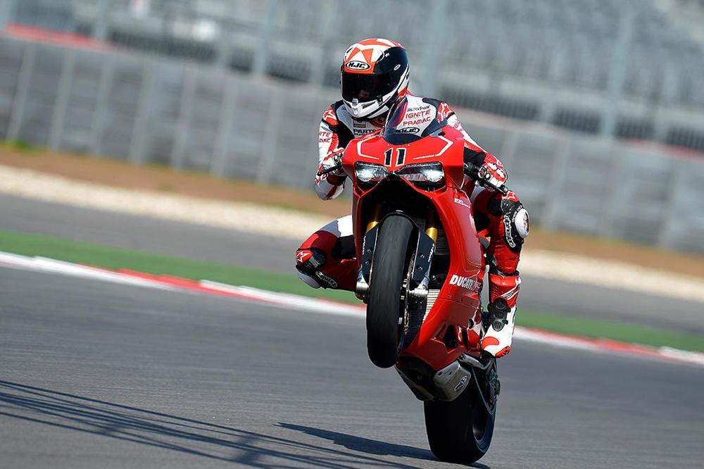 Ducati готовы поддержвать Бена Списа