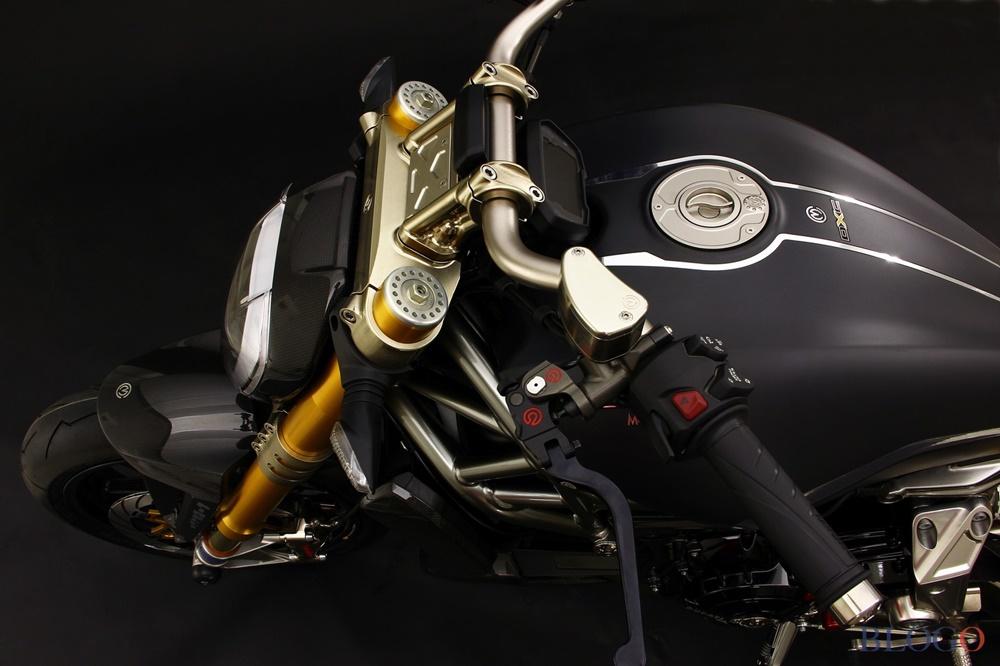 Moto Corse: мотоцикл Ducati XDiavel DXC
