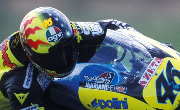 Мотошлем AGV Pista GP-R Valentino Rossi 20 Years