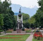 Памятник «Мир».