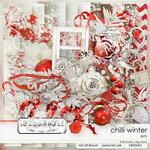 Chilli Winter. Зимний скрап-набор
