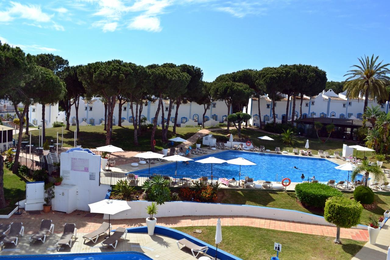 Андалузский отель