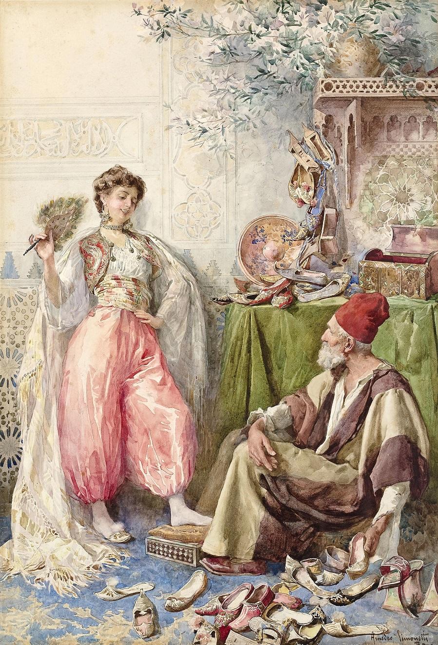 The harem's cobbler