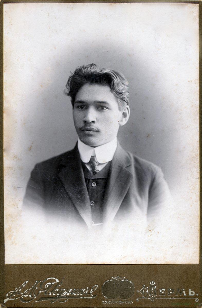 Богословский Василий Федорович (1886-1966)
