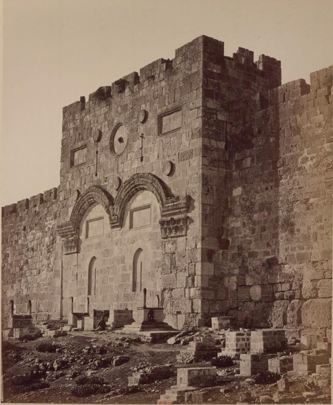 18. Иерусалим. Золотые ворота