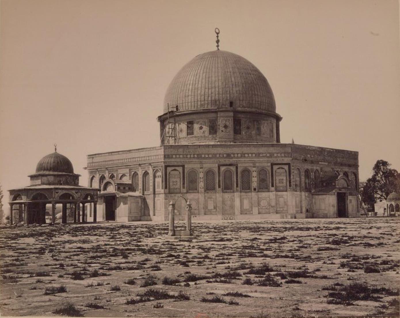 19. Иерусалим. Мечеть Омара