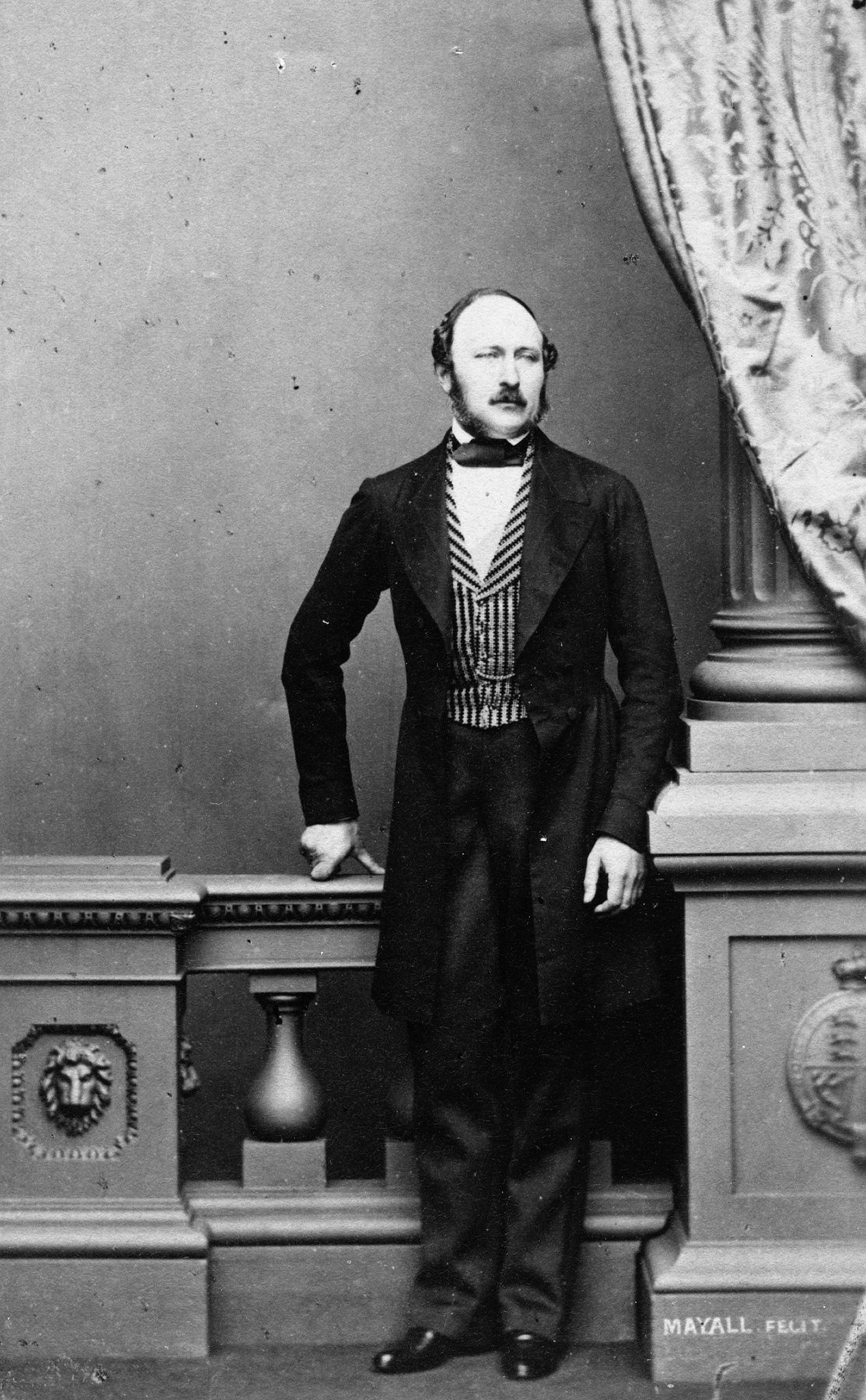 1861. Принц Альберт