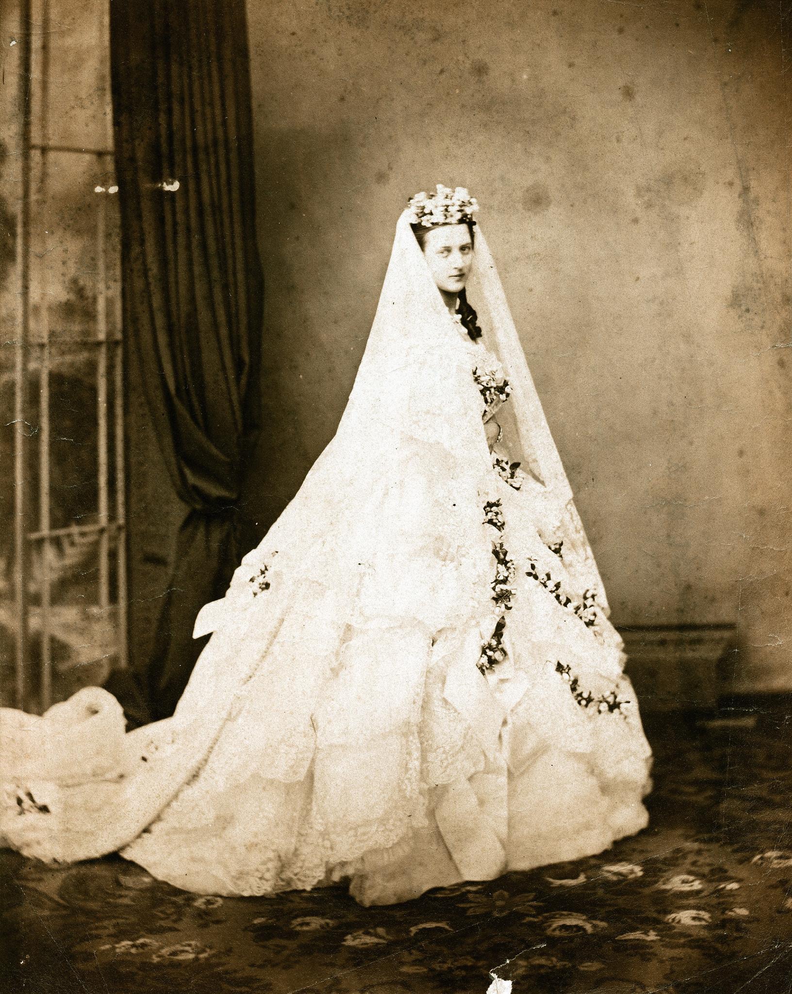 1863. Принцесса Александра Датская, 10 марта