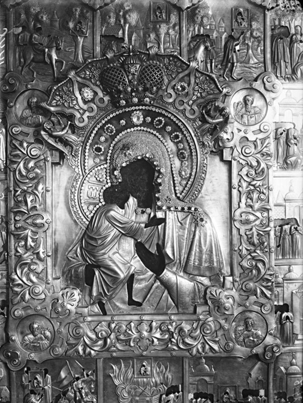 Федоровская икона. 1894