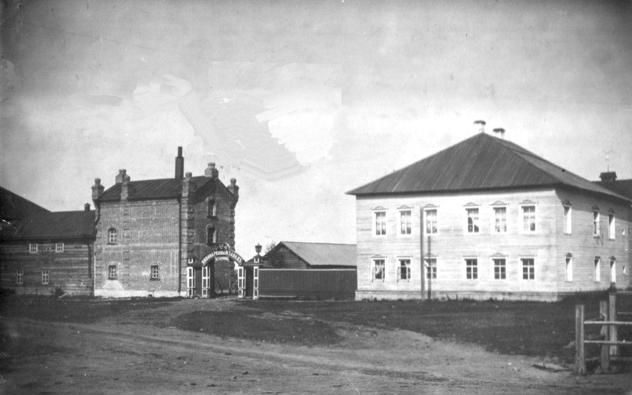 Пивоваренный завод Н. Г. Серкова