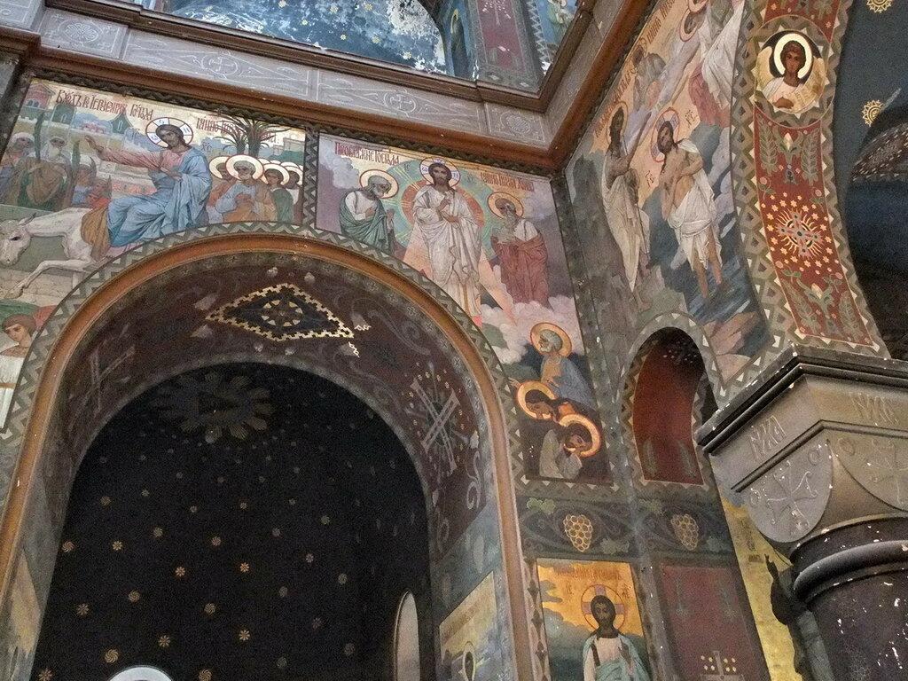 Монастырь святого апостола Симона Кананита.