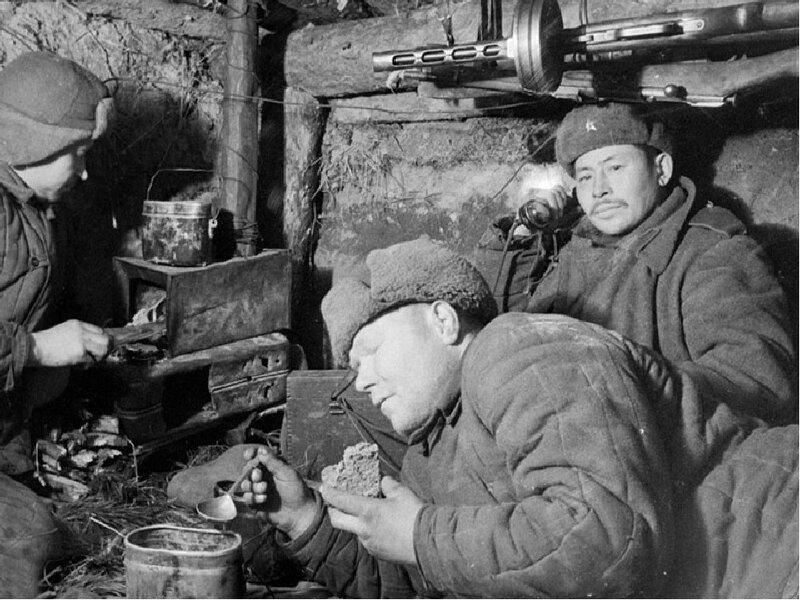 «Красная звезда», 25 марта 1943 года