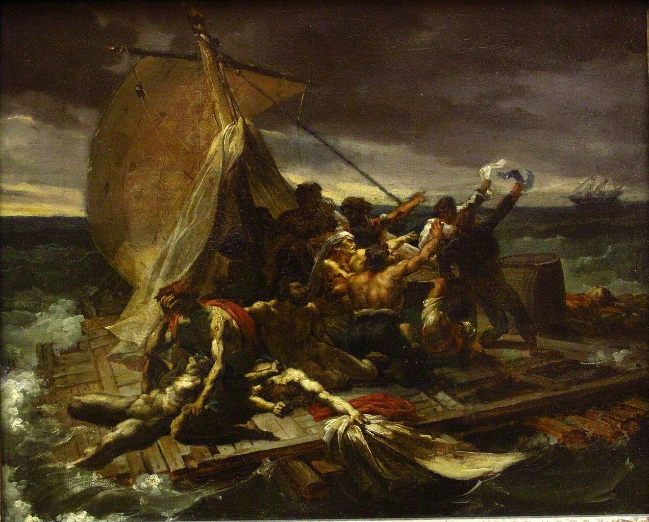 Théodore_Géricault_-_Le_Radeau_de_la_Méduse_esquisse_(salon_de_1819).jpg
