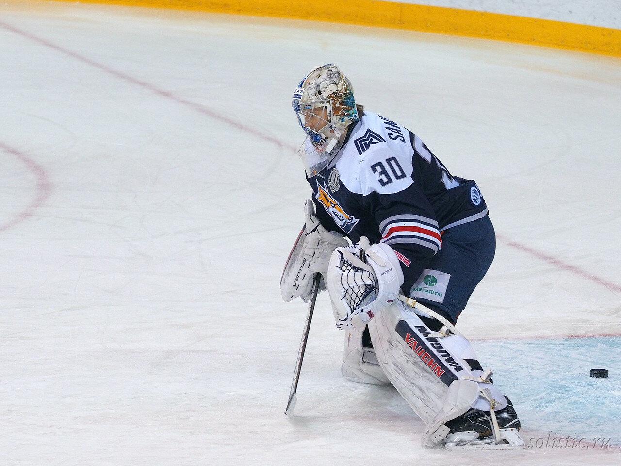 42 Металлург - Локомотив 05.01.2018