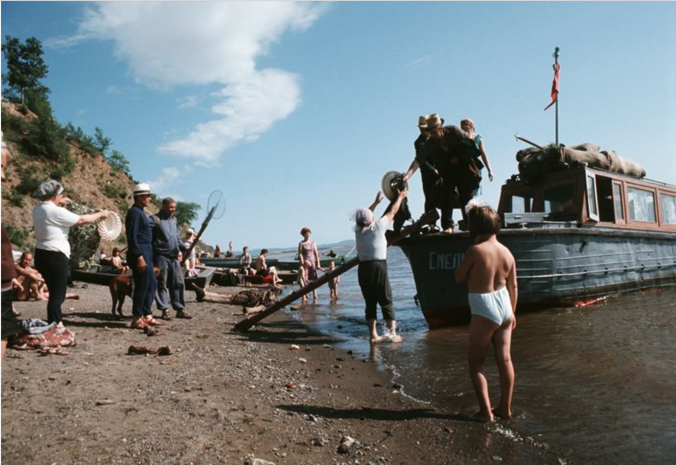 Хабаровск в 1967 году