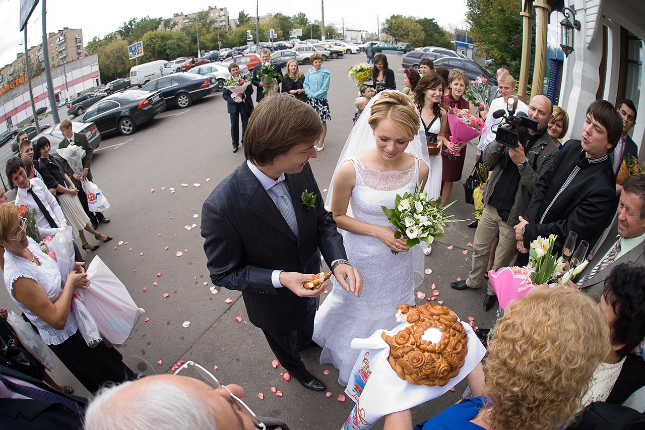 О работе фотографа на свадьбе