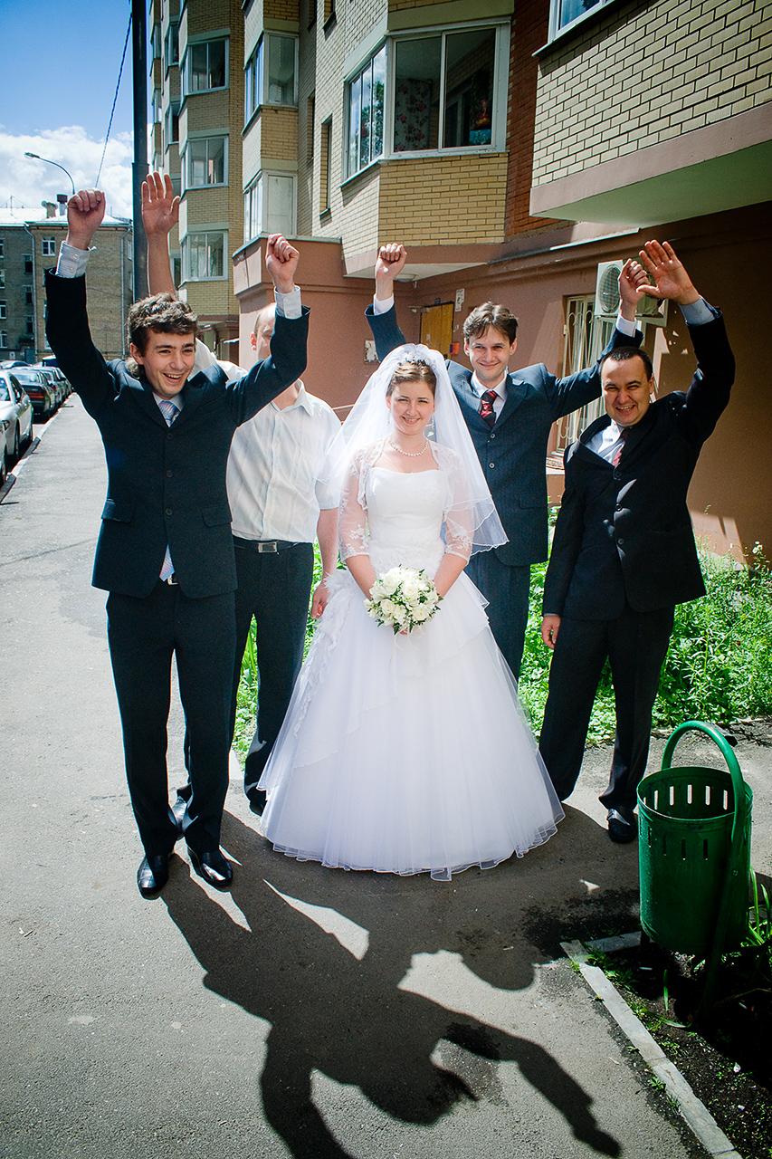 красивая свадьба. профессиональное фото