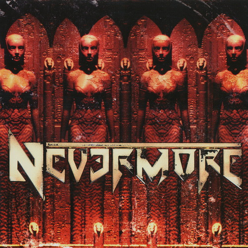 Nevermore - 1995 - Nevermore [2006, Century Media, 77578-2, Germany]