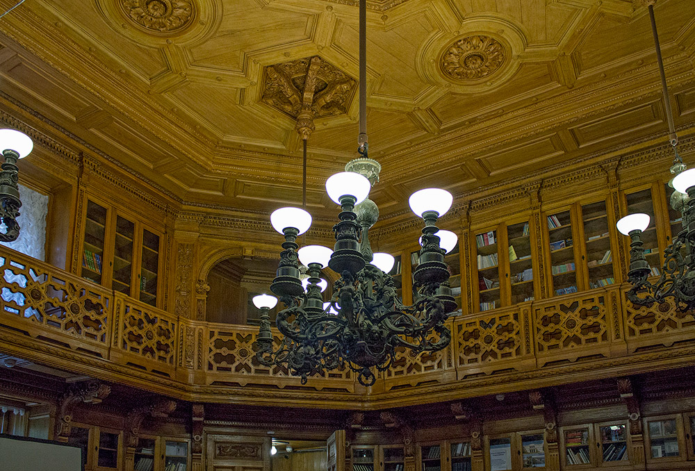 В Аничковом дворце