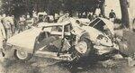 Автомобиль в котором разбился Тео Сарапо