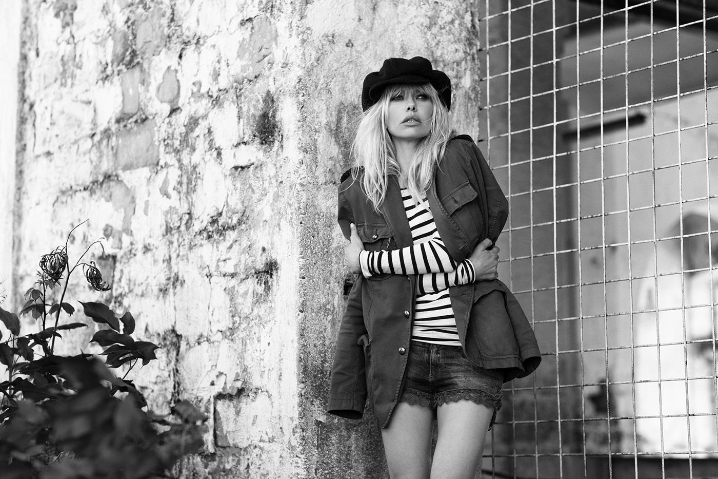 Barbara as BB / фотограф Maurizio Melozzi модель Barbara Schnellenburg