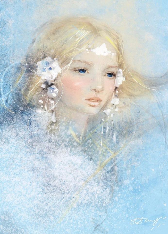 Картины Екатерины Бабок