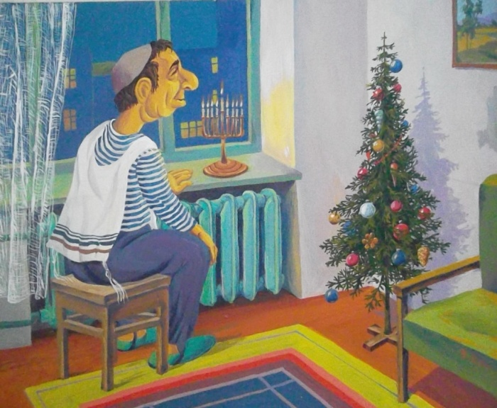 художник Владислав Цап