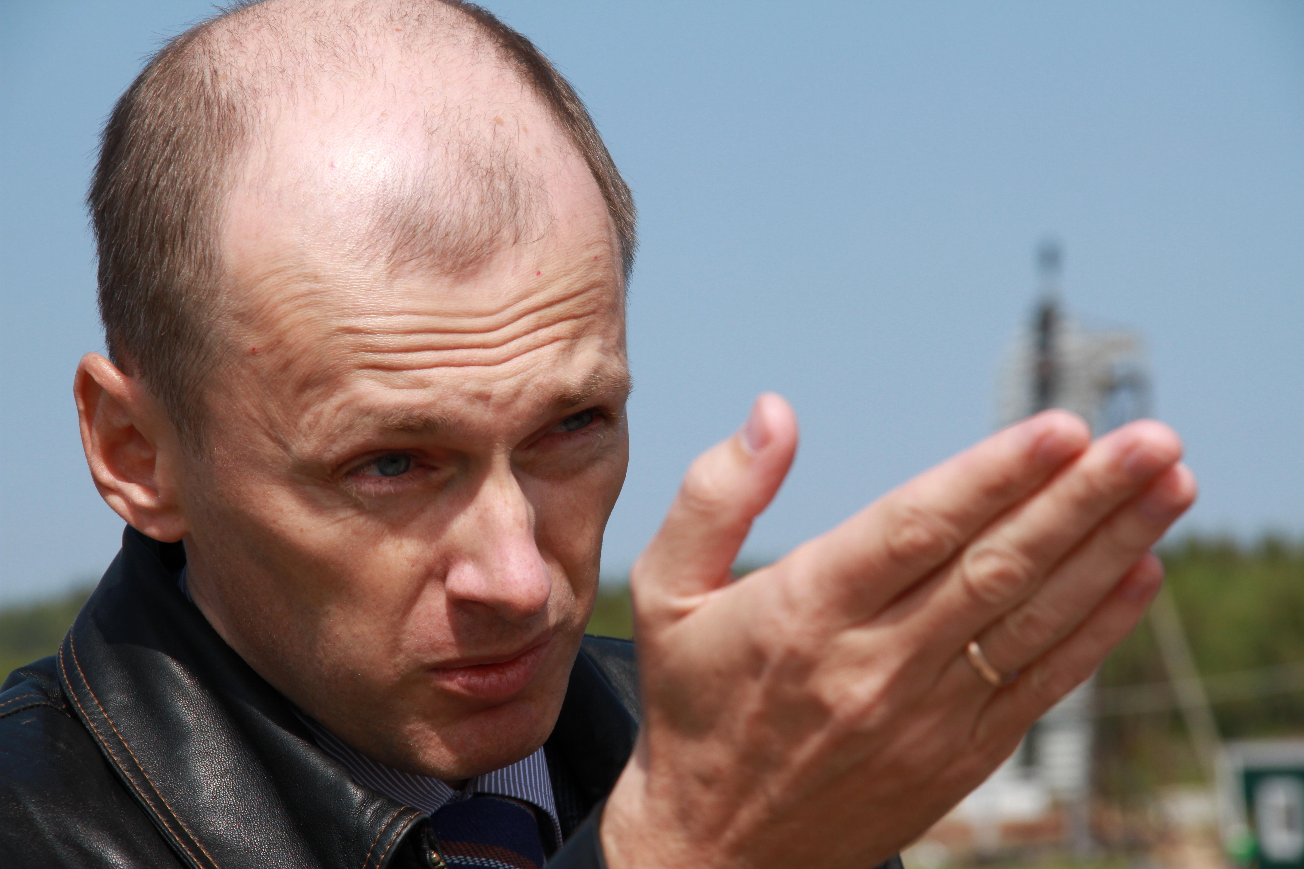 Цуканов представил своего заместителя поКалининградской области