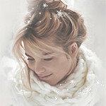 Аватарки девушки зимние
