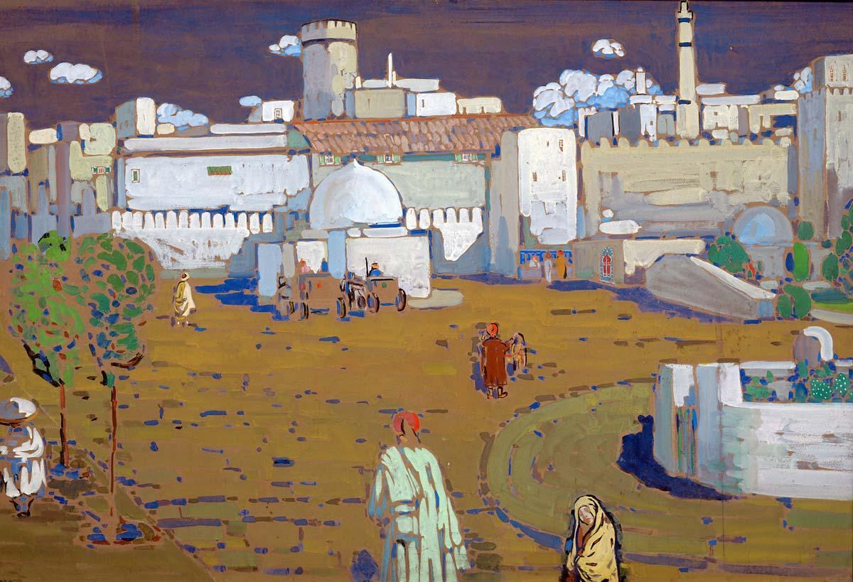 Kandinsky,Wassily (1866-1944)