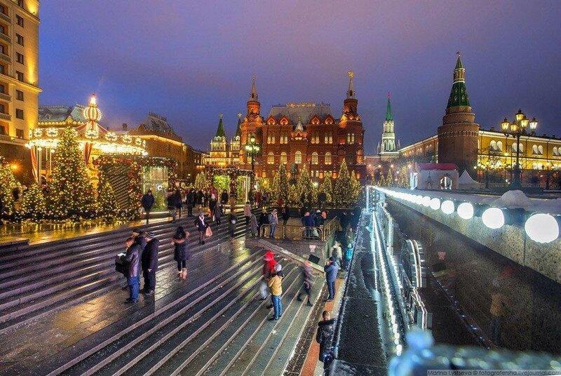 0 17db0c 3f35980 XL - Новогодняя Москва: 46 фото