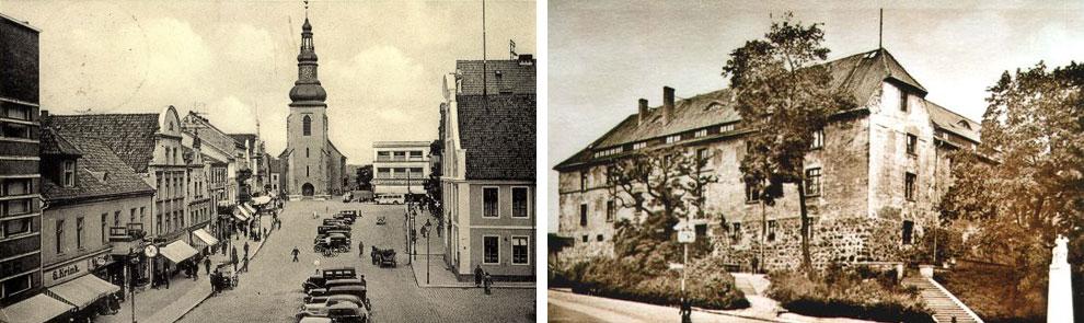 Недалеко от города находятся конный завод и  замок «Георгенбург» , который был постро