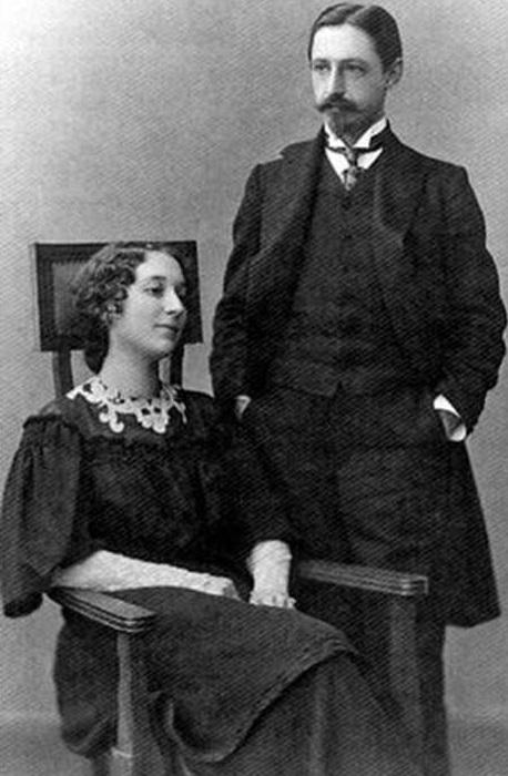 Вера Муромцева для Ивана Бунина стала настоящей «тихой гаванью», терпеливой и заботливой супругой. К