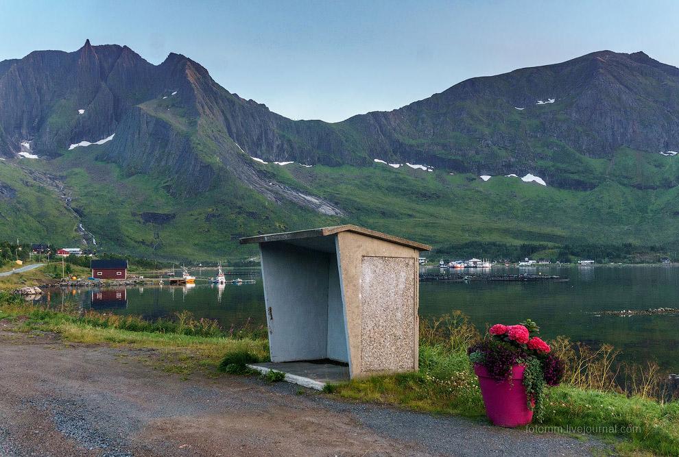 Велосипед, как искусство в Норвегии