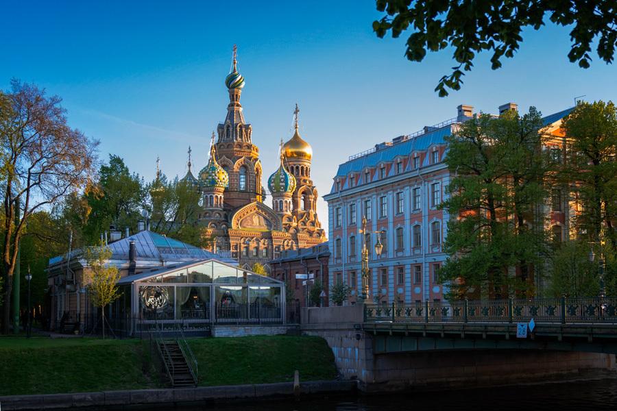 Городские легенды: Спас-на-Крови (7 фото)