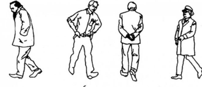 Известный ученик великого Фрейда, Карл Юнг изучал темперамент по походке человека. И он выяснил, что