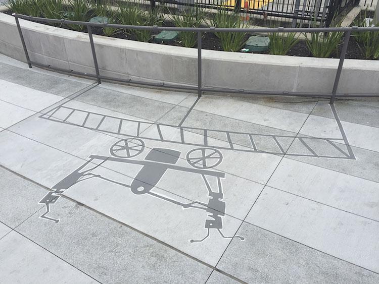 Забавный и остроумный американский стрит-арт
