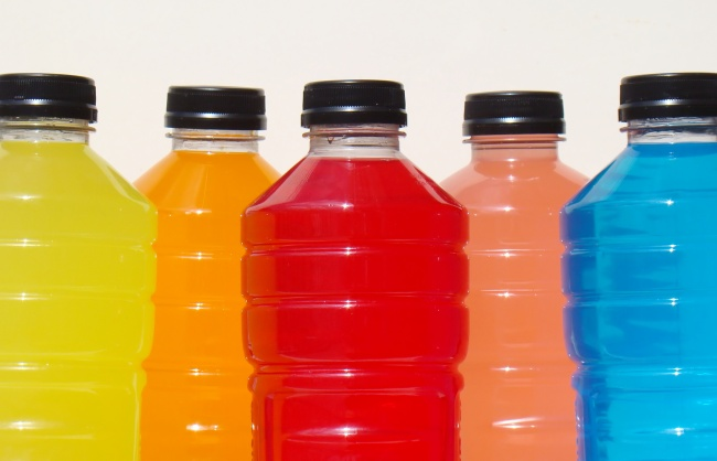 © Depositphotos     Спортивные напитки сами посебе неявляются чем-то плохим или запреще