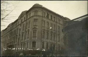 Поварская. Дом № 36