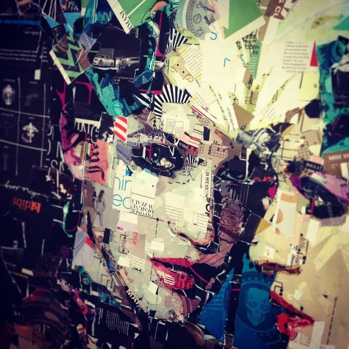Derek Gores at Select Art Fair